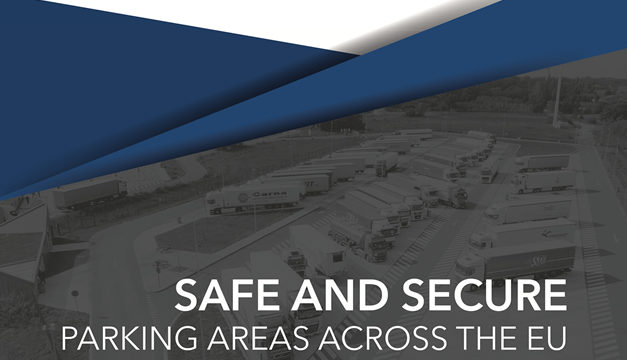 European Commission responds to need for safe and secure parking areas for trucks