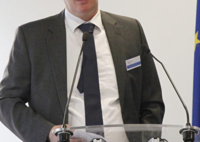 Mr Peter Van de Perre - Chairman ITS Belgium