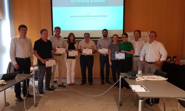 ESPORG and its members are ready for the EU-Parking Standard