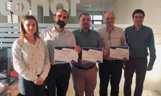 Successful training of the EU Parking Academy in Romania.