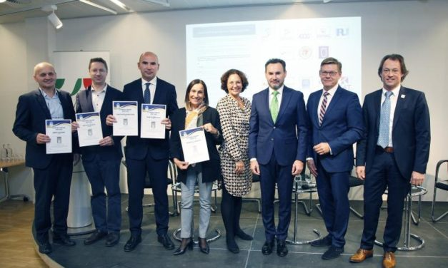 We are proud to announce that five ESPORG member parking areas are the first to be certified under the EU-Parking Standard.
