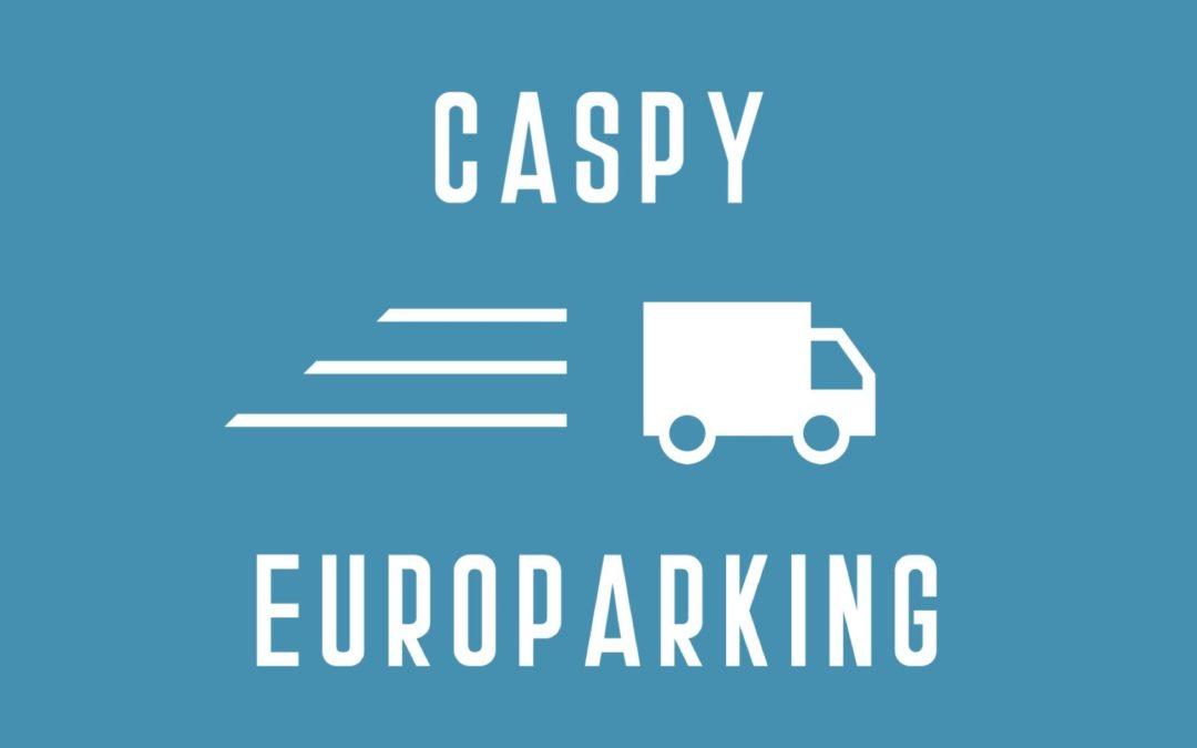 ESPORG Member Caspy Europarking Kick-off Event